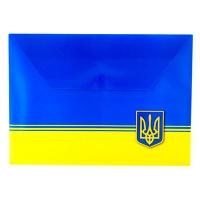 Папка на кнопке А4 Eco-Eagle Украина 4015Р