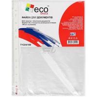Файл А4 30мкм Eco-Eagle 100шт TY224