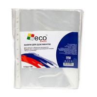 Файл А4 40мкм Eco-Eagle 100шт TY222