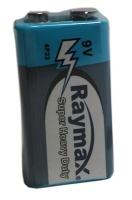 Батарейка крона Raymax 6F22 9V shrink Цена за шт