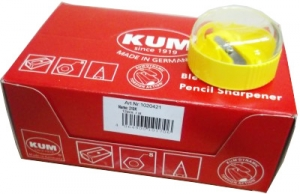 Точилка круглая с контейнером KUM 210K