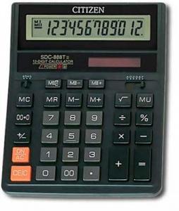 Калькулятор CITIZEN SDC-888ТII