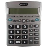 Калькулятор GAONA DS-1048B 18-24;10-51(250065) 5-934 (24015)
