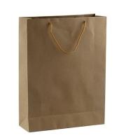 Пакет подарочный эко-крафт 35.5*26.5*9 см3-47 (21557)