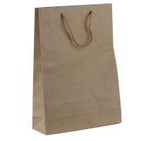 Пакет подарочный эко-крафт 32.5 *23.5  3-48 (21557)