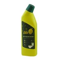 Средство для унитаза Mister Lemon антибактериальное