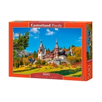 Пазлы Castorland замок 500 эл В-53292