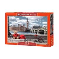 Пазлы Castorland Лондон 500 эл В-53315