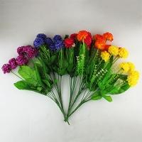 Цветы искусственные Бархатцы 10-124 (113)