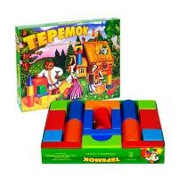 Теремок маленький коробка М.toys 08081