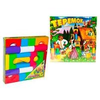 Теремок средний коробка М.toys 12084