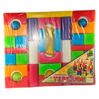 Теремок большой коробка М.toys 08082