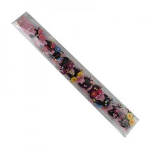Резинка для волос Цветы с бусинками 3-485 (3724)