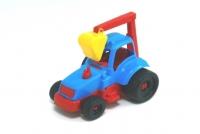 Машина Трактор экскаватор KW-07-710