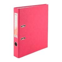 Папка регистратор А4 Delta by Axent 50мм розовая собраная D1713-05C