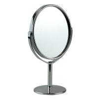 Зеркало овальное двухстороннее на подставке 5-669 (8088)