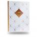 Записная книга А4 96л клетка твердая обложка Nаvigator 71203-NV