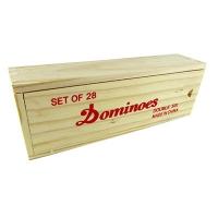 Домино деревянное 1-481 (25211) 9-518 (25054)