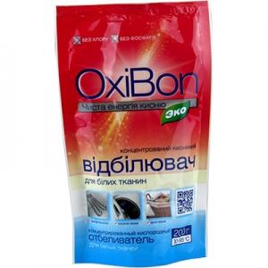 Пятновыводитель концентр. для белых тканей 200г. OXIБОН