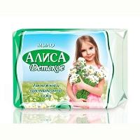 Мыло туалетное Алиса 150гр 0608