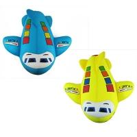 Мягкая игрушка антистресс Самолет 9-438 (1542)
