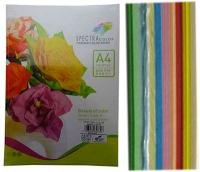Бумага цветная А4 100л SuperMix 80 г/м2  628