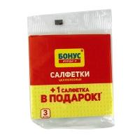 Салфетка целлюлоза 2 шт 3964