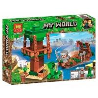 Конструктор Minecraft 161 дет 11131