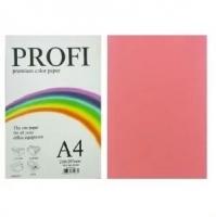 Бумага цветная А4 50л Knopka розовый неон 210*297 80г/м2 NEOPI
