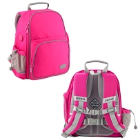 Рюкзак школьный Kite Education Smart розовый 720-1 K19-720S-1