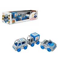 Набор авто Kids cars полицейский Tigres 39548