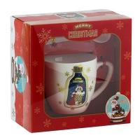 Набор подарочный Чашка+ложка 92415-PN