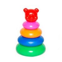 Пирамидка №1 М.toys 06011