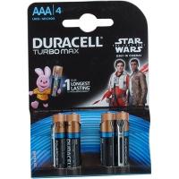 Батарейка мини пальчик DURACELL Turbo 1*4 LR03 MХ2400  04*10 (цена за 1шт)