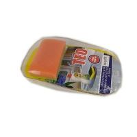 Подставка для моющего средства и губки Тео губка в подарок Berossi IK-185