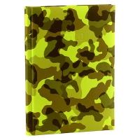 Ежедневник А5 датированный MILITARY зеленый Е21611-04