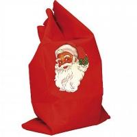 Новогодний Мешок Деда Мороза 35х70 красн. 90542-PN  PIONER