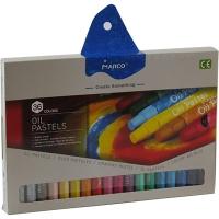 Пастель масляная 36цв Colorite MARCO 4800ОР-36