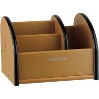Подставка для ручек деревянная 190*167*150мм  XD-5029