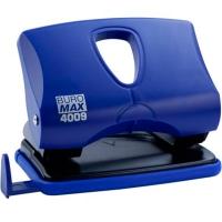 Дырокол 20л пластиковый синий ВМ.4009-02