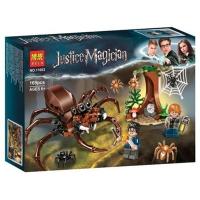 Конструктор Justice Magician паук 169дет  11003