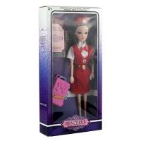 Кукла стюардеса 4724