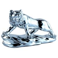 Статуэтка Тигр белое сереброТ-21S 29195
