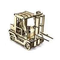 Конструктор деревянный Погрузчик