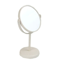 Зеркало круглое двостороннее на пластиковой подставке 57164 5-666(8088)