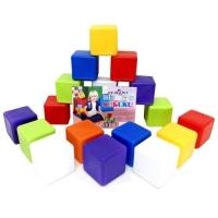 Кубики 20шт 6*6*6см в сетке KW-02-603