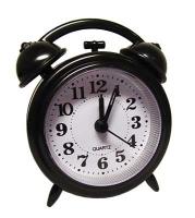 Часы-будильник маленький  U-221;10-600 (18437)