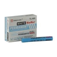 Маркер перманентный белый TL-906 3-391 (21515)