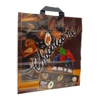 Пакет Шоколад 38*43 75мкр  10203