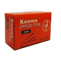 Булавка гвоздь 2,5см Koores цена за шт 8-244-1;1-387;6-209  (24806)